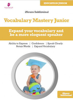 iNeuro Subliminal Vocabulary Mastery Junior