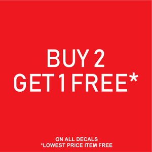 LIMITED TIME OFFER: BUY 2 GET 1 FREE!