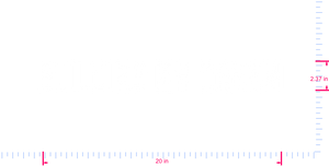 Text Building my dream Vinyl custom lettering decal/2.37 x 20 in/  White/