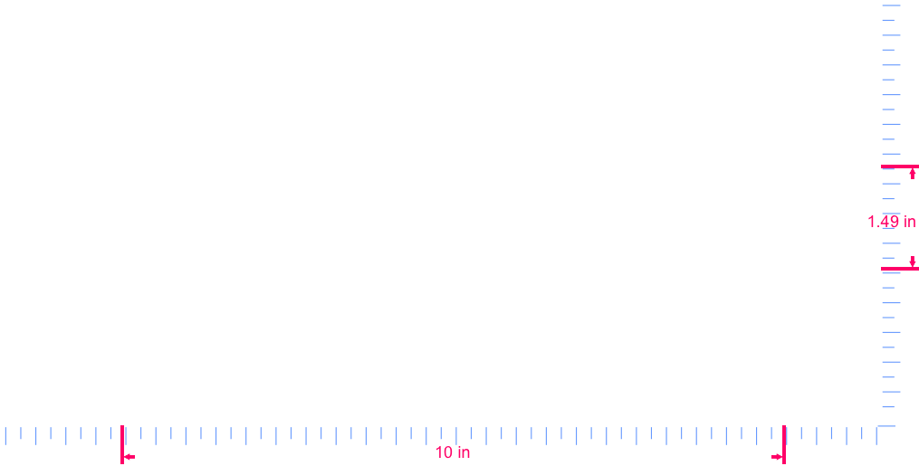 Text Hala Madrid Vinyl custom lettering decall/1.49 x 10 in/  White/