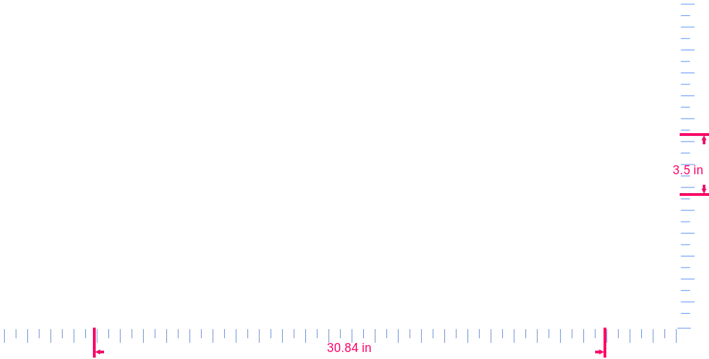 Text Legacy  Vinyl custom lettering decal/3.5 x 30.84 in/  White/