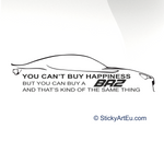 Subaru BRZ Car decal sticker - stickyarteu