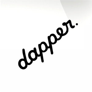 dapper decal - stickyarteu
