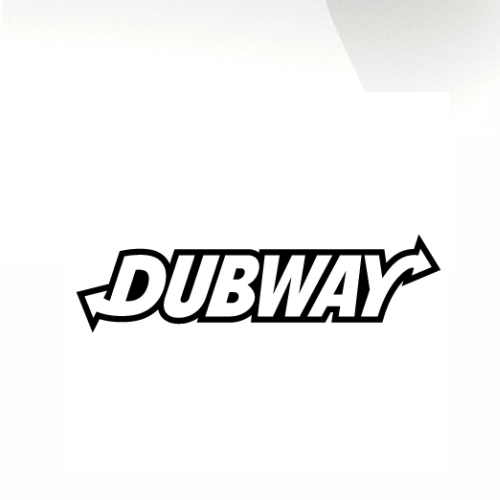 Dubway Car decal sticker - stickyarteu