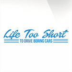 Life too short decal