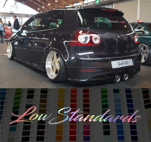Low standards Sticker decal - stickyarteu