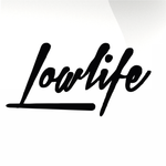 Lowlife Car decal sticker - stickyarteu