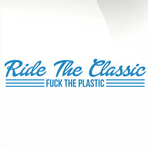 Ride The Classic decal