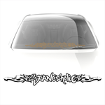 Stanceholic Sticker decal - stickyarteu