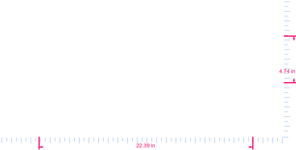 Text Error de barrio Vinyl custom lettering decall/4.74 x 22.39 in/  White/