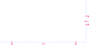 Text Clean Culture  Vinyl custom lettering decall/3.69 x 28 in/  White/