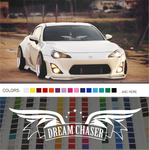 Dream Chaser Decal Sticker