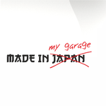 Made in Japan decal - stickyarteu