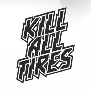 Kill all tires sticker - stickyarteu