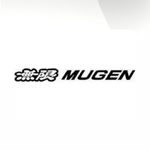 Mugen Car decal sticker - stickyarteu