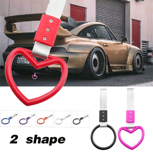 JDM Racing HANDLE STRAP RING -  tsurikawa