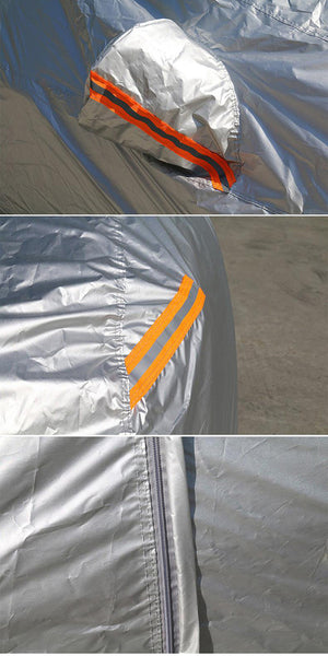 Outdors Waterproof Car Cover for moderate periods of time