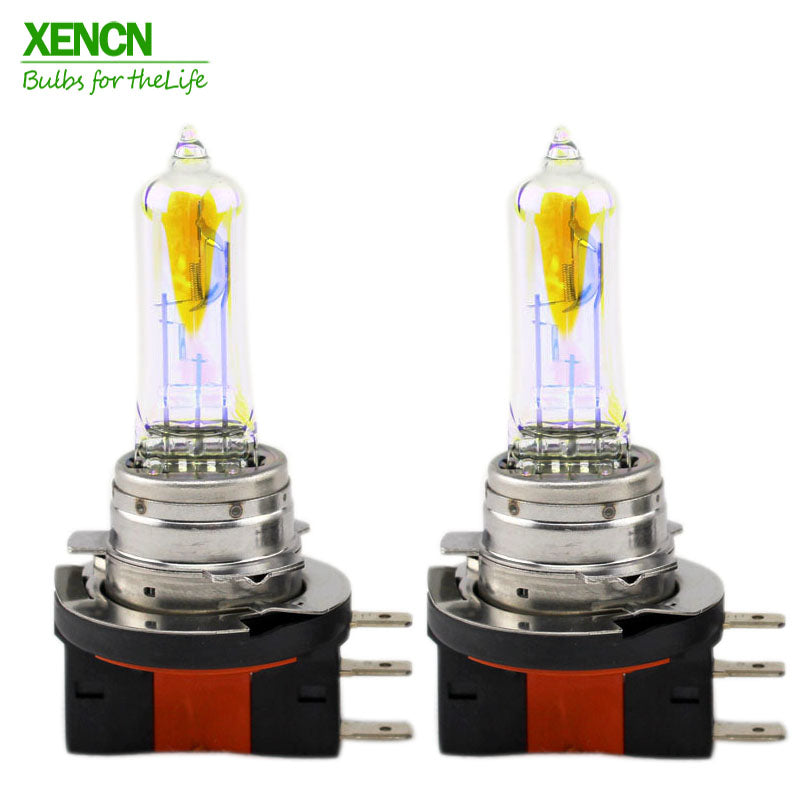 JDM Yellow 2300K Halogen bulbs