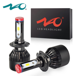 NAO set LED headlights bulbs