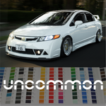 Uncommon Decal