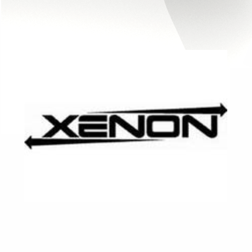 Xenon Car decal sticker - stickyarteu