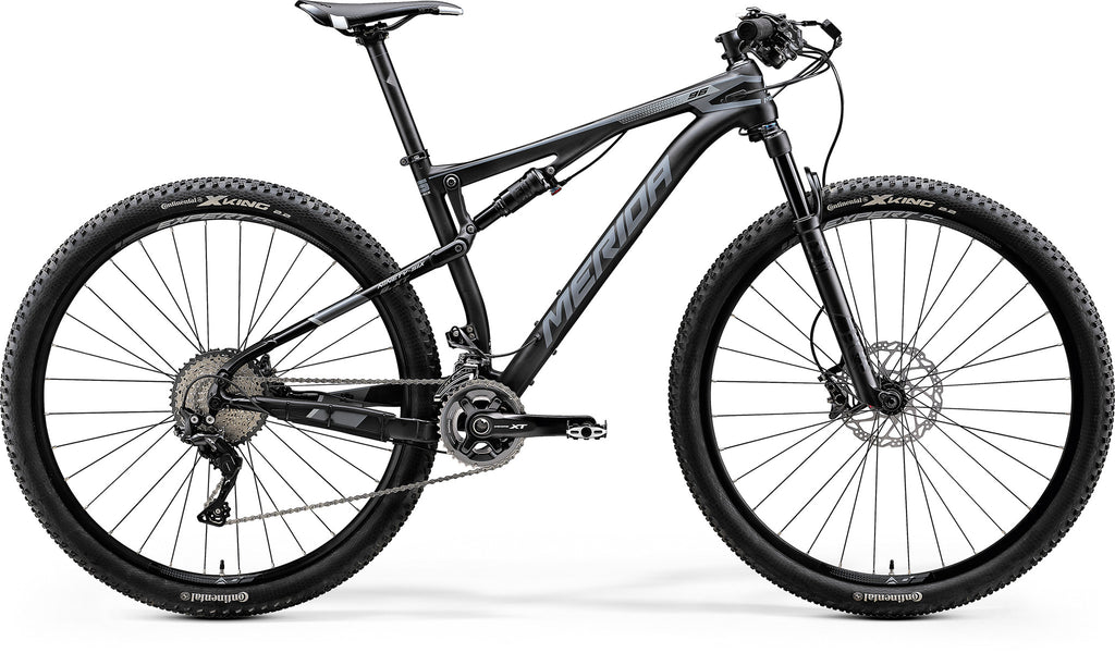 Merida Ninety-Six 7 XT-Edition