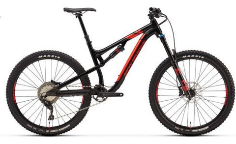 Rocky Mountain Altitude Alloy 50 Black/Red 2018