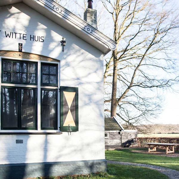 Stay with us at 't Witte Huis