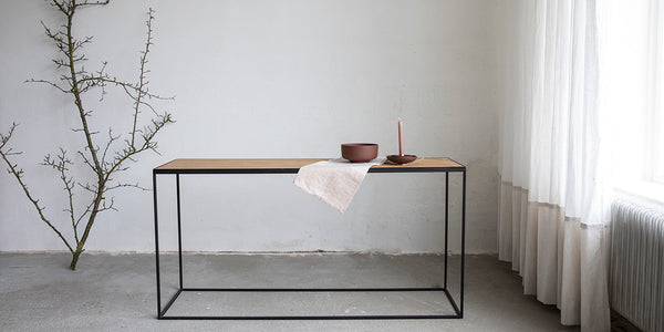 The Mae table collection
