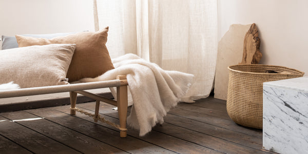 Pure linen for your home