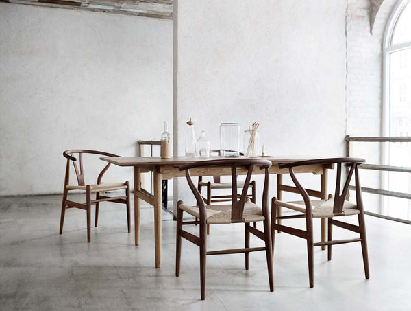 Danish craftsmanship by Carl Hansen & Søn since 1908