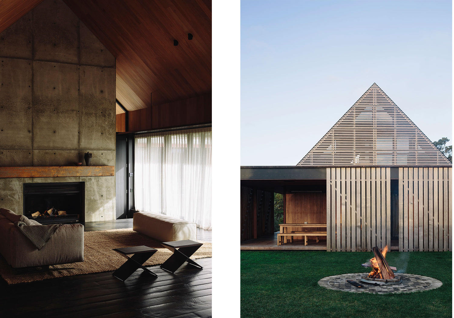 Forest house Fearon Hay Architects