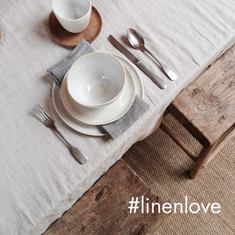 Linen love By Mölle
