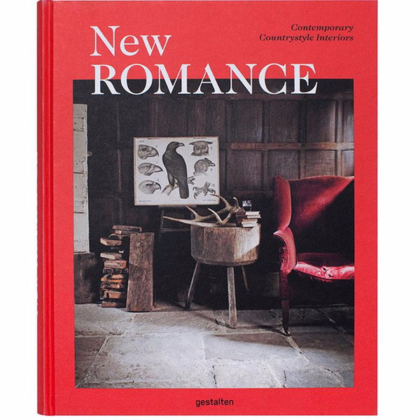 New Romance, contemporary country style interiors