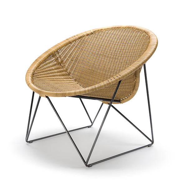C317 outdoor lounge chair