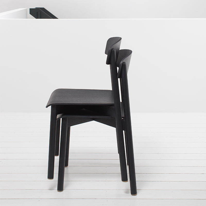 profile chair black stattmann