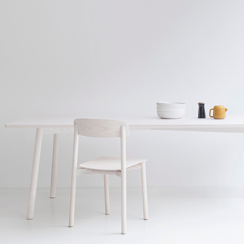 stattmann profile chair white