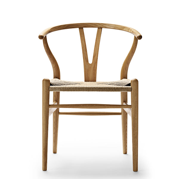Wishbone chair CH24 by Carl Hansen