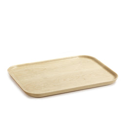 Maple serving tray