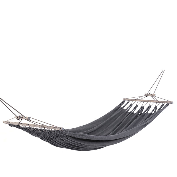 Cotton double hammock grey By Mölle