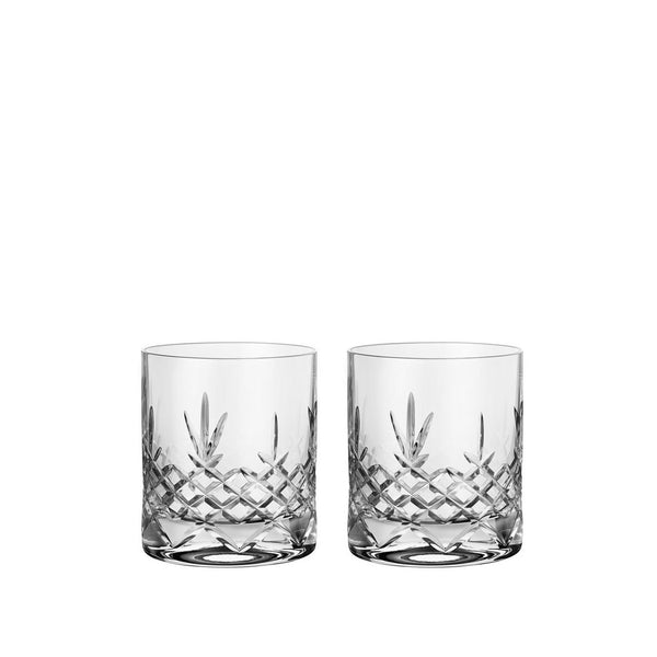 Crispy Lowball glasses - 2 pieces