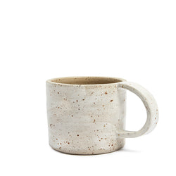 Handthrown mug