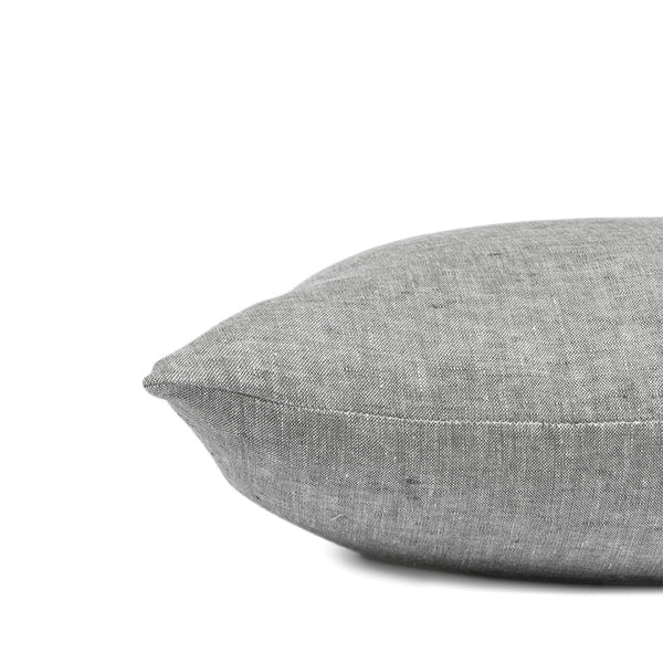 Grey linnen cushion
