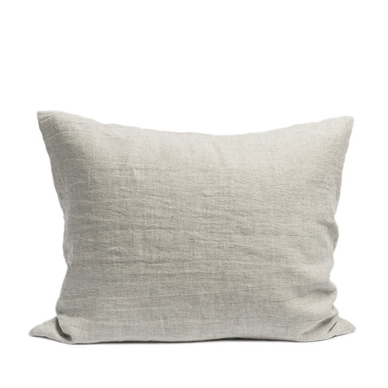 Linen pillow case kids