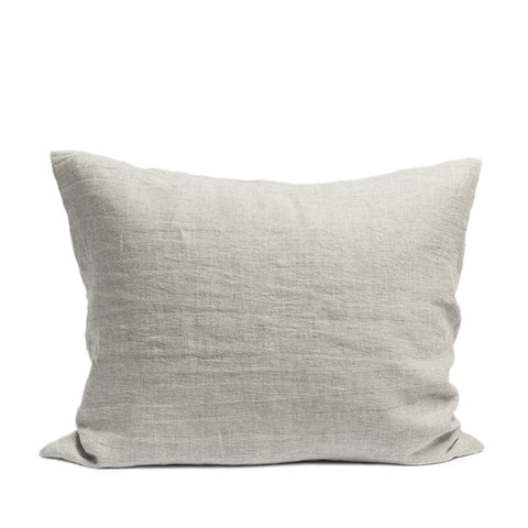 Linen pillow case flax