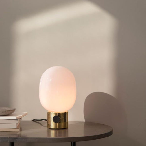 jwda metallic table lamp menu