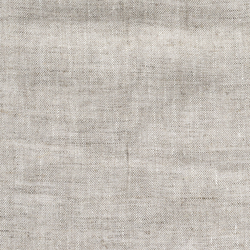 Linen tablecloth flax fringe