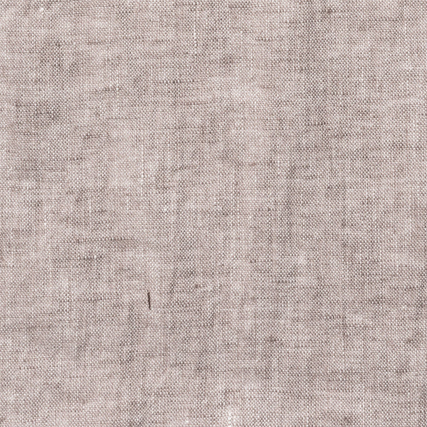 Linen tablecloth pink salt fringe
