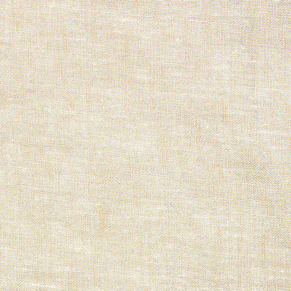 Linen fitted sheet wheat