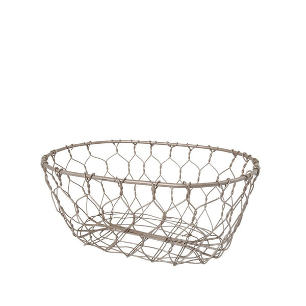 small wire basket Redecker